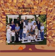 Rasmussen Family Book