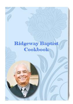 Church Socials cookbook 2008