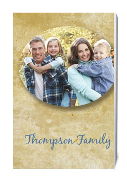 individual family book
