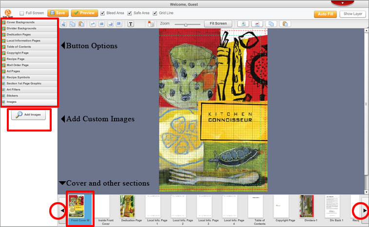 online prints create cookbooks online photobooks photogalley