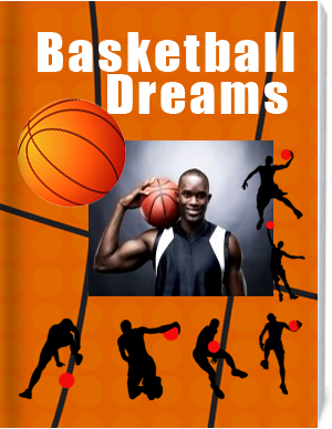 Photo book for your basketball kid!