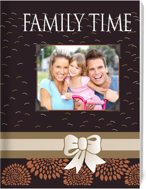 Photo book for the entire family, a perfect gift!