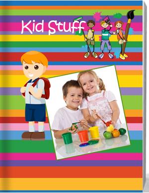 kids picture album