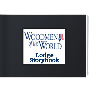 12x9 Story Book for Woodmen Lodges