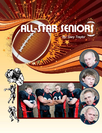 All-Star Football Photo Book, Football Fantastic Theme
