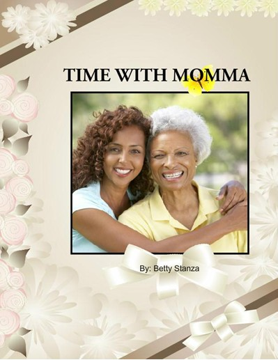 Mother and Daughter Photo Album,Floral Grace Theme
